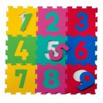 BabyToLove-350154-Tapis-de-Jeux-dEveil-Dalles-dveil-Numbers-0