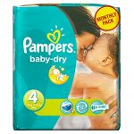 Pampers-Baby-Dry-Couches-Taille-4-Maxi-7-18-kg-Pack-conomique-1-mois-de-consommation-x174-couches-0
