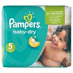 Pampers-Baby-Dry-Couches-Taille-5-Junior-11-25-kg-Pack-conomique-1-mois-de-consommation-x144-couches-0