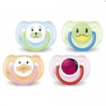 Philips-AVENT-2-sucettes-dcores-Animal-Silicone-6-18-mois-0
