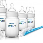 Philips-Avent-Kit-Biberons-Nouveau-n-Transparent-Classic-0