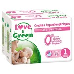 Love-Green-Couches-Bb-Hypoallergniques-0-Taille-1-2-5-kg-Lot-de-2-x-23-couches-46-couches-0