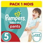 Pampers-Baby-Dry-Pants-Couches-culottes-Taille-5-12-18-kg-Pack-1-mois-x132-culottes-0