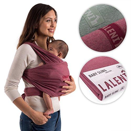54946d3bd62f Achat Echarpe de Portage Bébé   Baby Sling 100% Bio   Porter Bebe ...