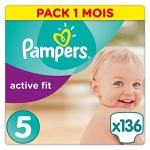 Pampers-Active-Fit-Couches-Taille-5-11-23-kg-Pack-1-mois-x136-couches-0