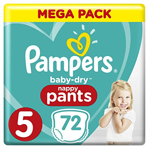 achat pampers baby dry pants couches culottes taille 5. Black Bedroom Furniture Sets. Home Design Ideas