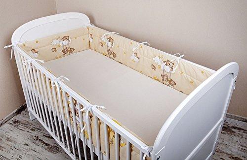 Achat Tour De Lit Pour Bébé Avec Protection Sur Les Bords