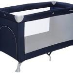 MON-BEBE-Lit-parapluie-ultra-lger-pliable-avec-sac-de-transport-Navy-Blue-0