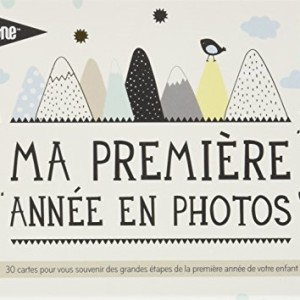 Milestone-Cards-Journal-et-livre-de-naissance-Cartes-Ma-Premiere-annee-en-photos-0