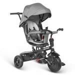 besrey-7-en-1-Tricycle-Poussette-Vlo-Evolutif-Multifonctionnel-pour-Enfants-avec-Roues-Silencieuses-et-la-Tige-Poussoir-Directionnelle-6-Mois--6-Ans-Gris-0