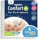 Babysom-Matelas-Bb-Confort-60x120cm-Ultra-Ventil-Dhoussable-Epaisseur-14cm-Garantie-10-ans-0