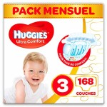 Huggies-Ultra-Comfort-Couches-Bb-unisexe-Taille-3-4-9-kg-x168-Couches-Pack-1-mois-0