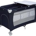 Mon-Bebe-Lit-Parapluie-quip-3-en-1-Table--Langer-avec-Sac-de-Transport-Navy-Blue-0