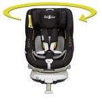 Sige-auto-pivotant-the-ONE-360-GOLDBLACK-EDITION-Groupe-0-1-ISOFIX-0