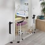 DISCOVERY-Modle-2019-80--115-cm-Barrire-protection-porte-XL-noir-0