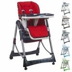 Monsieur-Bb--Chaise-haute-enfant-pliable-rglable-hauteur-dossier-et-tablette-6-coloris-Norme-NF-EN14988-0