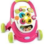 Smoby-110304-Cotoons-Trott-Trotteur-pour-Enfant-MultiFonction-sons-et-Lumires-Rose-0